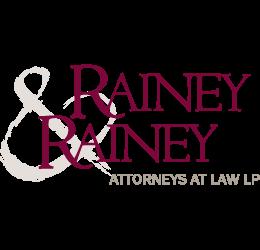 Rainey and Rainey