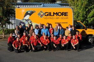 Gilmore Staff Photo