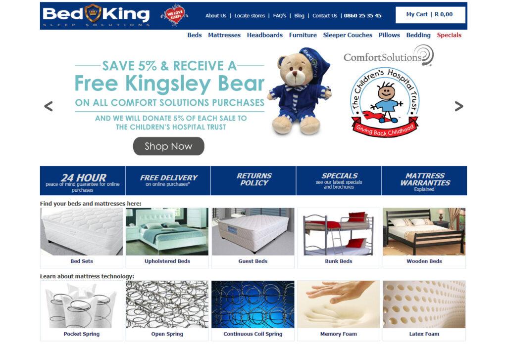 Wsi Bolsters Bed King S Online Reach Wsi Digital Marketing Park Ridge Il 60068